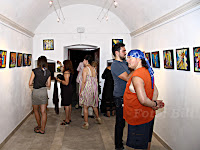 Branimir Dorotić, izložba slika u Postira otok Brač slike