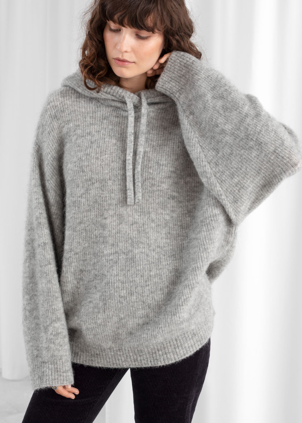 This Stylish Under-$100 Hooded Sweatshirt Is a Dream