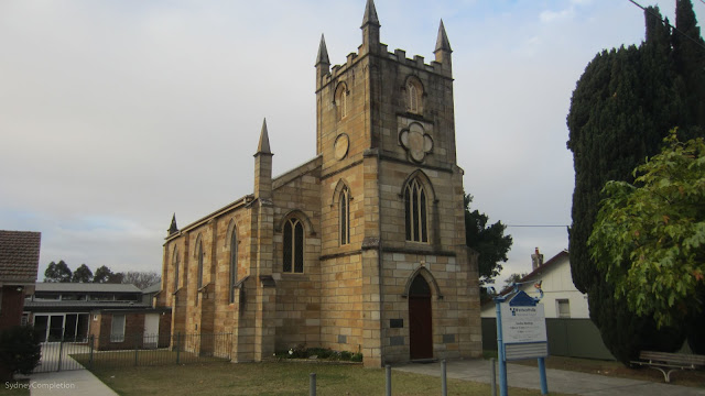 Wentworthville church