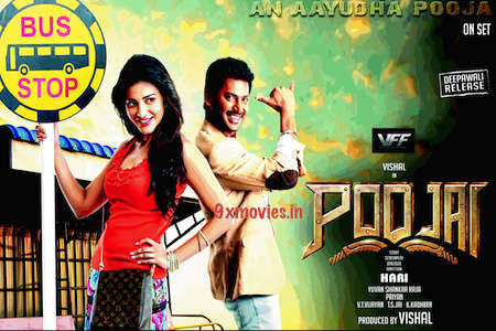 Poojai 2014 Dual Audio Hindi Movie Download