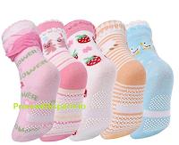 Logo Amazon Programma Plus: calzini antiscivolo in cotone ! 5 paia a soli € 2,39 ! sconto 70%