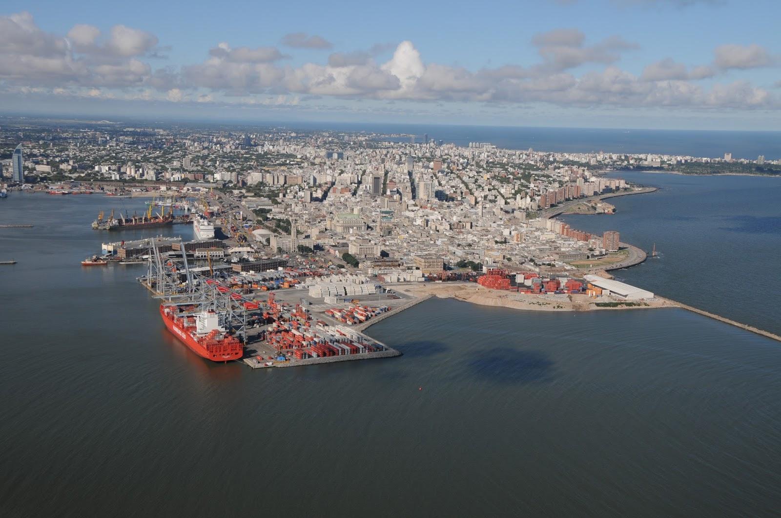 Uruguay: Nuevos tiempos, nuevas esperanzas para el puerto de Montevideo