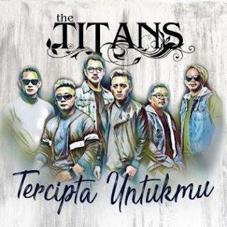Lagu ini masih berupa single yang didistribusikan oleh label Origin Musik Lirik Lagu The Titans - Tercipta Untukmu