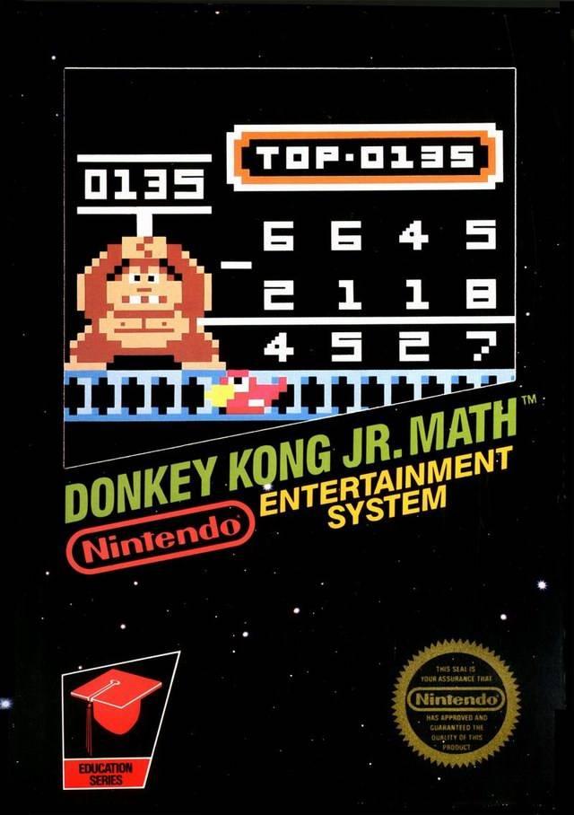 Los juegos educativos de Nintendo en la nes y la famicom