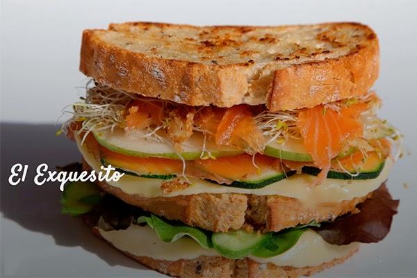 Los Tragaldabas Vamos A Comer Recetas De Sándwiches
