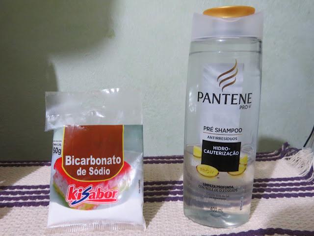 tinta con bicarbonato