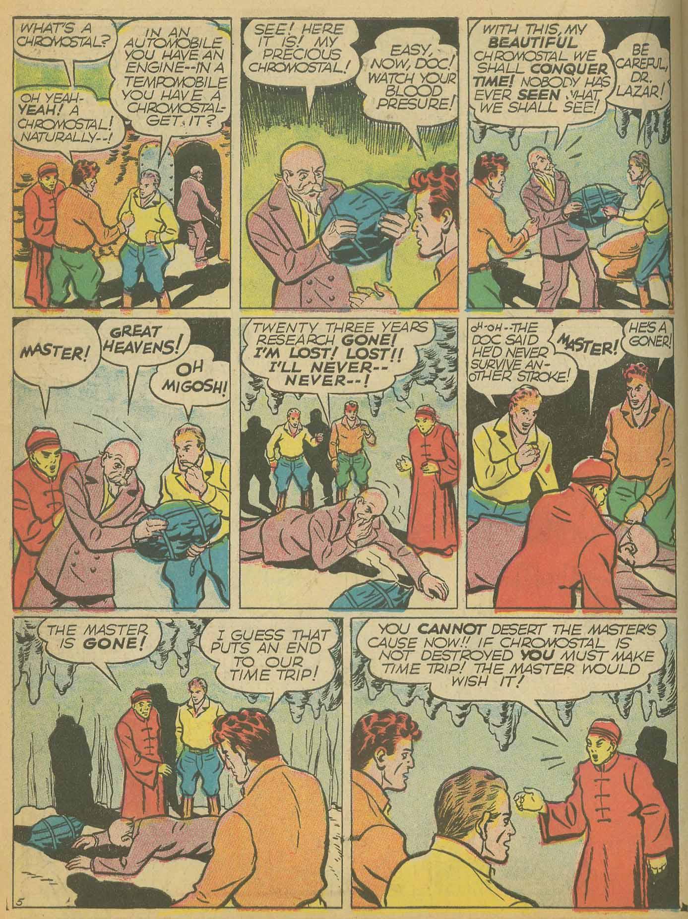 Read online All-American Comics (1939) comic -  Issue #8 - 36