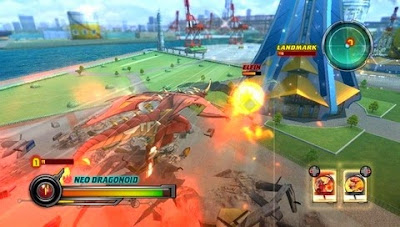 Download Bakugan Battle Brawler: Defender of The Core (USA) PSP/PPSSPP/ISO