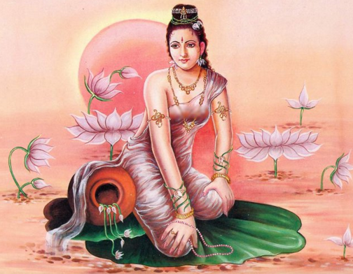 Yakshini Sadhana ki 36 Deviyon ke Naam