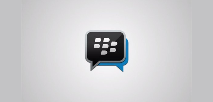 Nuevas características y funciones harán presencia en el nuevo BlackBerry Messenger