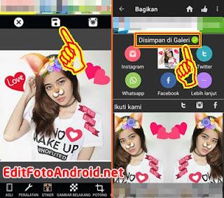 aplikasi edit foto muka binatang