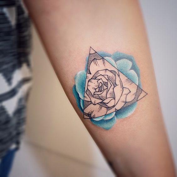Meaningful Triangle Tattoo Ideas