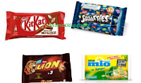 Logo Dopo i buoni sconto Mio arrivano anche per KitKat, Lion e Smarties
