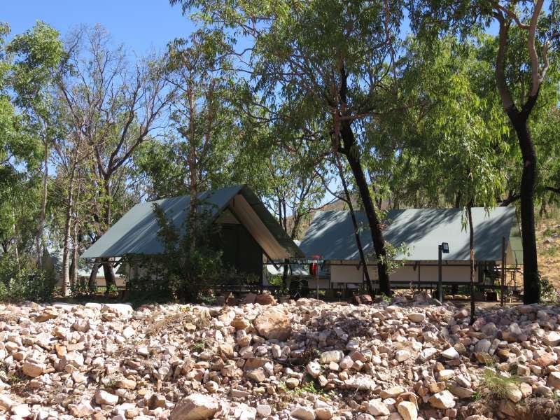 Emma Gorge cabins