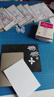 stampin up; scrapbooking; les idées créas d'anita, carte de remerciement, nouveau catalogue 2016-2017 ;