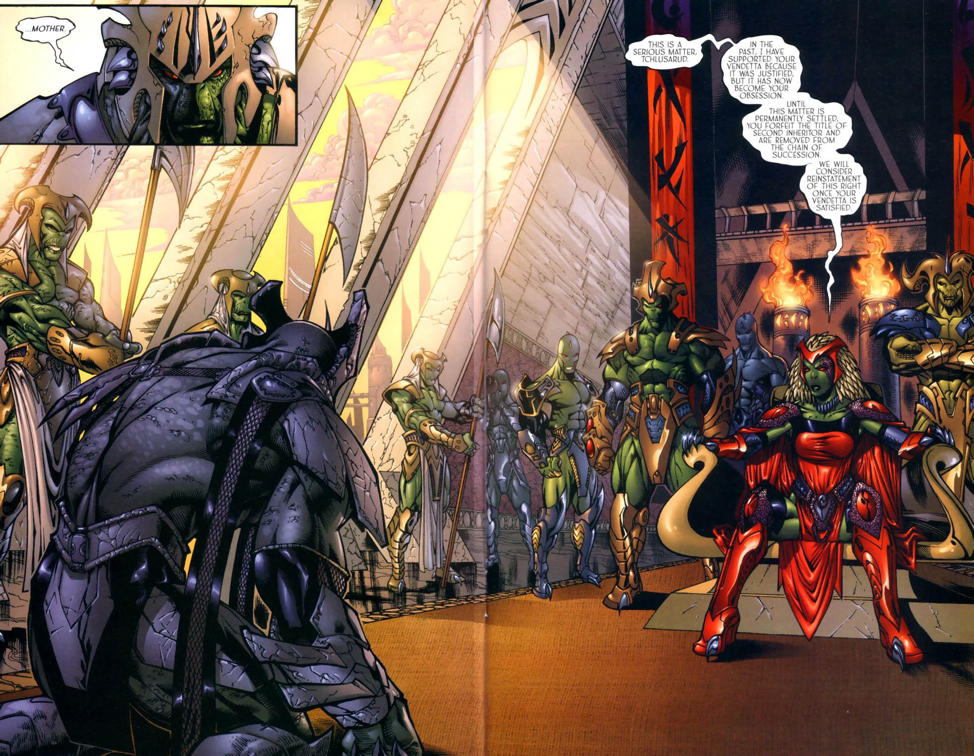 Read online Sigil (2000) comic -  Issue #8 - 4