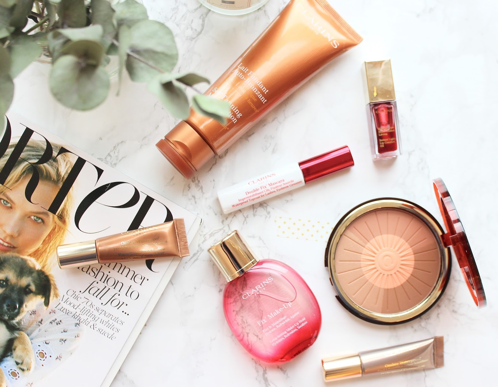 Clarins Summer Launches