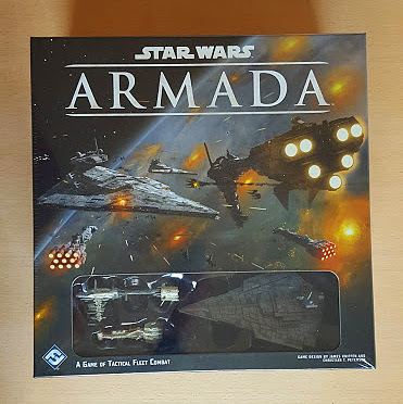 Star Wars: Armada Core Set Review Pack Shot