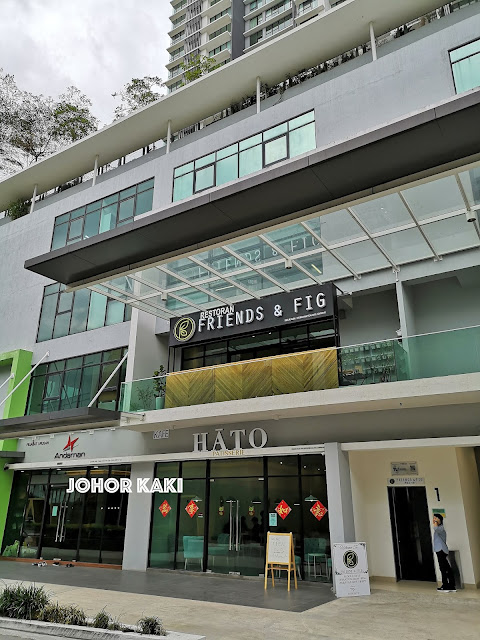 Friends & Fig in Southkey Johor Bahru.