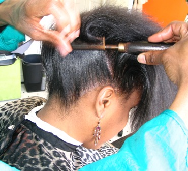 how to get healthy african american hair