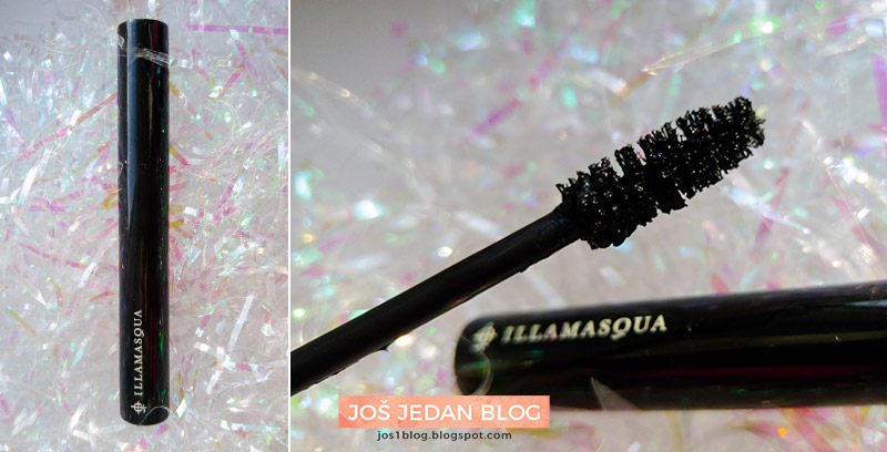 HQhair Beauty Bauble - Party In The Nude - Illamasqua Masquara Gain review