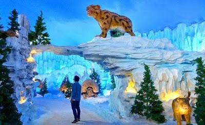 Lokasi Malang Snow Paradise
