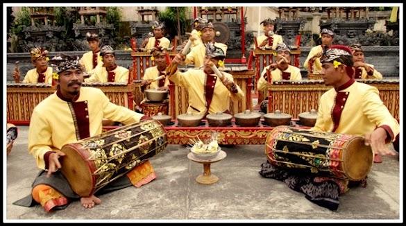 Beberapa Alat Musik Ritmis Di Indonesia