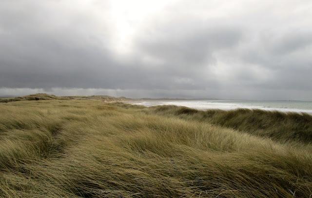 Banna beach, Atlantti, tuuli
