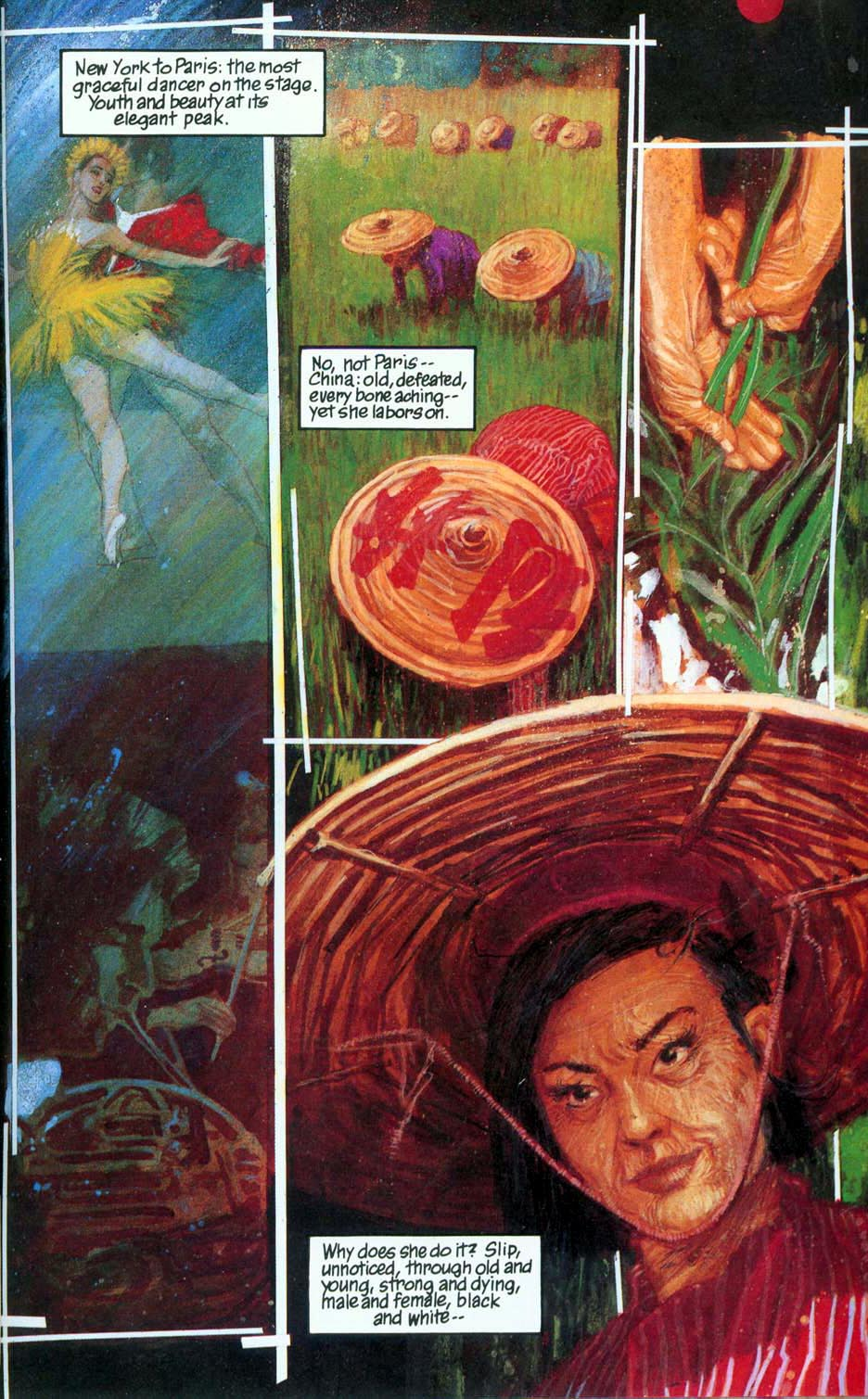 Read online Mercy comic -  Issue # Full - 11