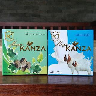 Testi Sabun Maja Kanza MajaKanza, Majakani, Kefir, Manjakani Aceh