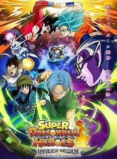 Dragon Ball Heroes الحلقة 01 مترجم اون لاين