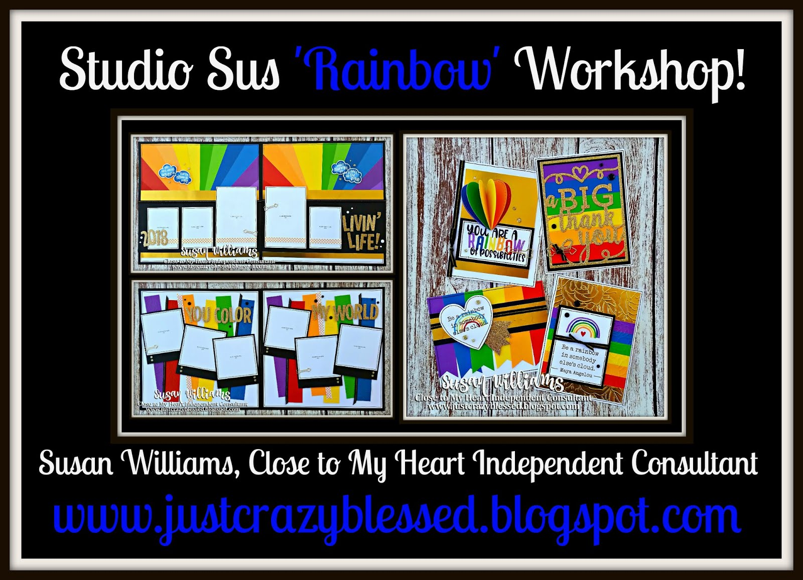 'Rainbow' Workshop!