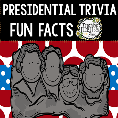 Boom Learning App:  Presidential Fun Fact