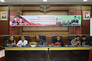 Dialog Kebangsaan Antisipasi Disintegrasi Bangsa