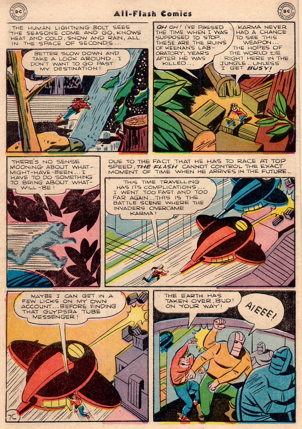 Read online All-Flash comic -  Issue #23 - 43