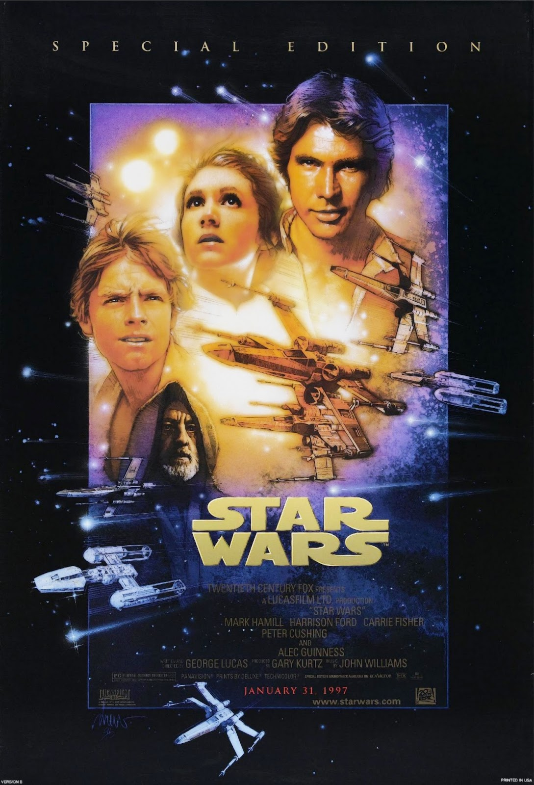 Star Wars Episode Iv A New Hope Review Ranting Ray S Film Reviews
