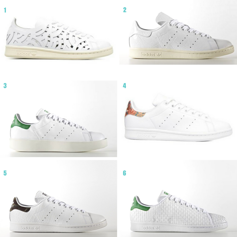 adidas stan smith tressé