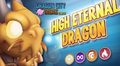 Dragão Grande Eterno - Novo Heroico!