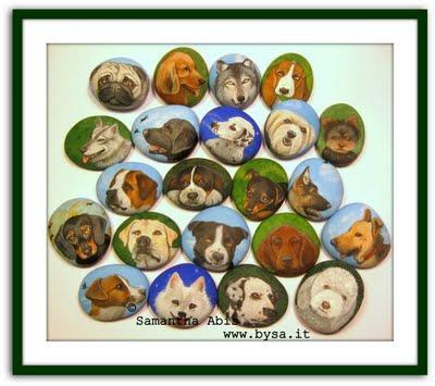 Idee originali  per bomboniere cani