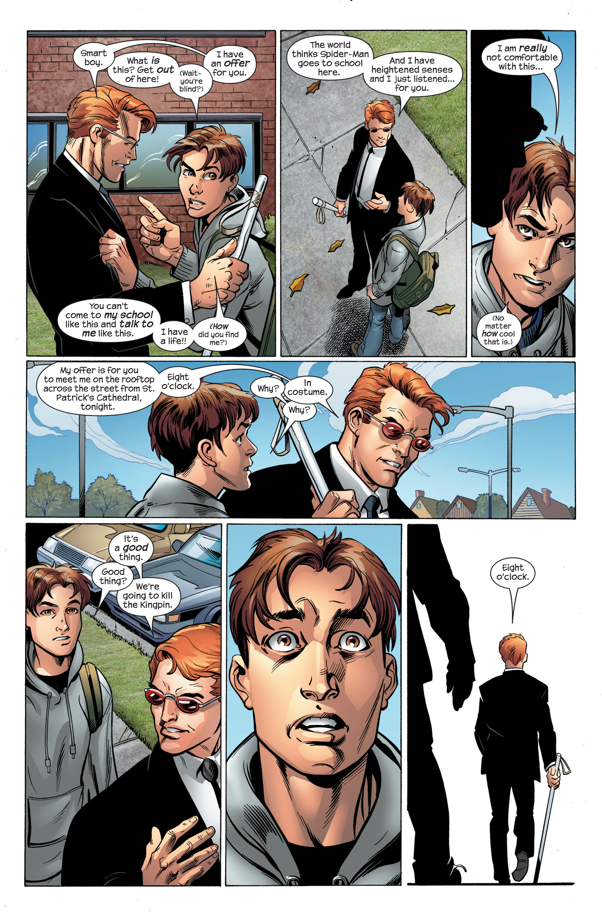 Read online Ultimate Spider-Man (2000) comic -  Issue #106 - 18