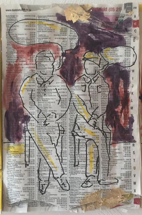 Das sind die sechs DAUN-Town Künstler | daunTOWN - Kunst goes Federn