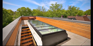 Atap Kanopi Kaca (Skylight) Tempered di Ngawi