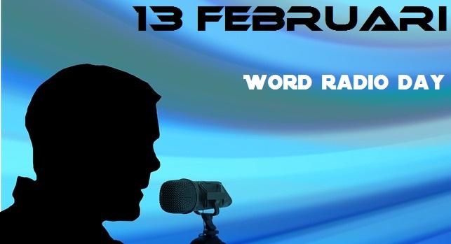 Asal Usul Kapan Hari Radio Dunia dimlaui, ceritanya yaitu ketika Usulan PBB agar diselenggarakanhari radio,dan mulaidisahkan pada tanggal 13 Februari 2012. pada hari itu awalnya diusulkan oleh Spanyol atas permintaan dari Spanyol Radio Academy.
