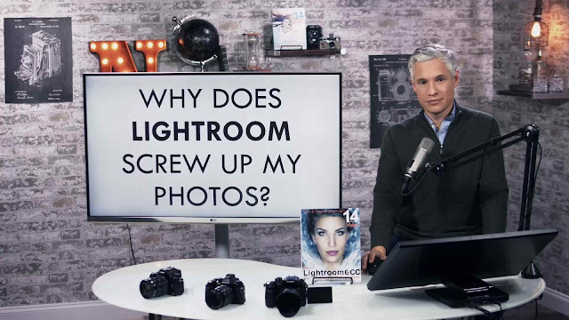 Why Lightroom Screws Up Your Photos when You Preview Them!