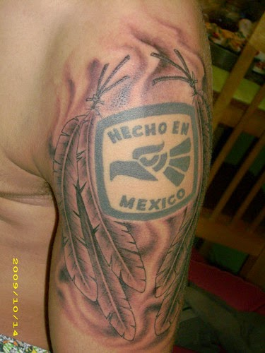 Tattoos Ideas Hecho In Mexico Tattoo Design Picture