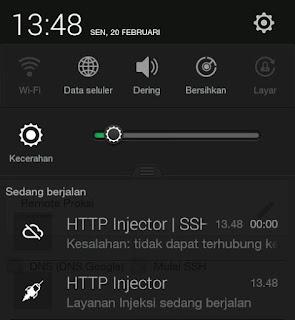 Masalah Koneksi Internet HTTP Injector dan Cara Mengatasinya