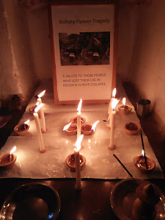 Martyn's Day on Kolkata Flyover Collapse