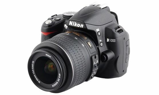 Harga dan Spesifikasi Kamera Nikon D3000 Terbaru 2016