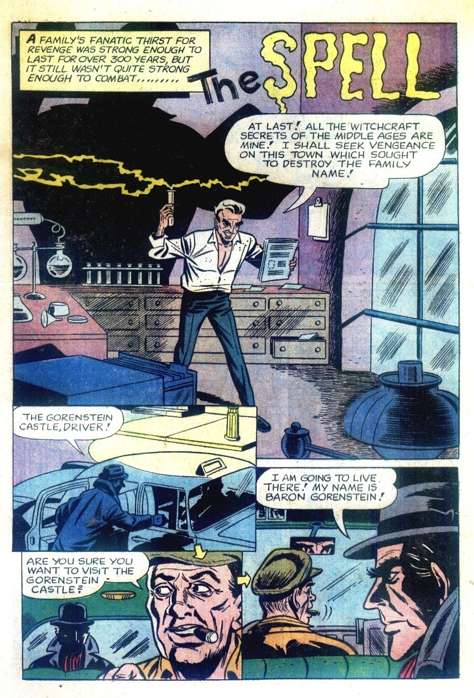 Read online Tales Calculated to Drive You Bats comic -  Issue #7 - 13