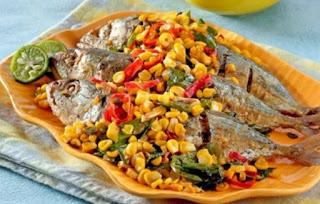 resep ikan peda
